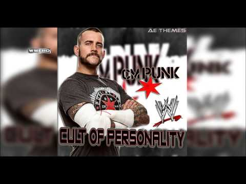 WWE: Cult Of Personality (CM Punk) Theme Song + AE (Arena Effect...