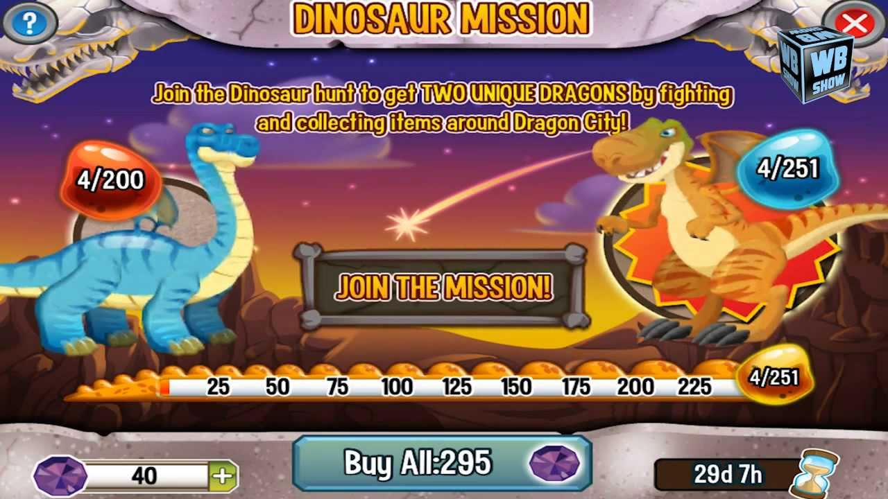 dragon city dinosaur island brontosaurus trex dragon