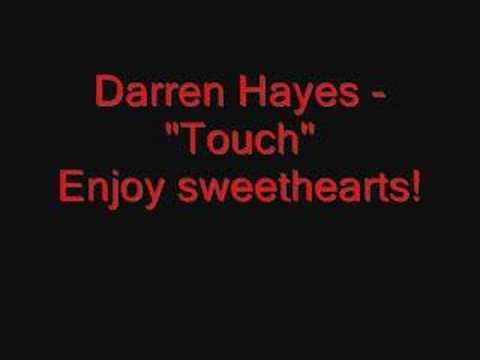 Darren Hayes - Touch
