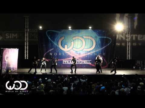 Tight Eyes feat Street Kingdom | World of Dance LA 2013