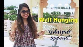 DIY : How to Make Wall Hangings | Udaipur / Rajasthan Crafts