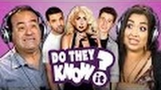 REACT - DO PARENTS KNOW MODERN MUSIC #3 (REACT- Do They Know It) #react