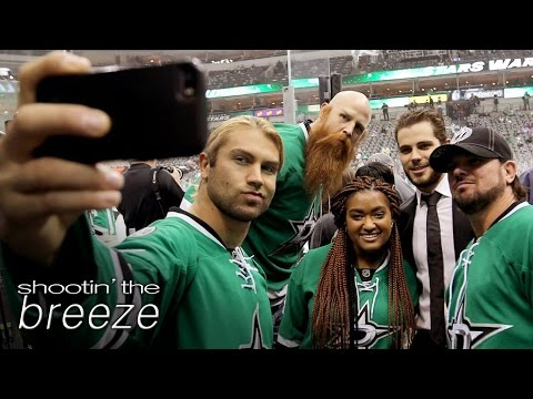 Breeze Sees The Stars In Dallas During WrestleMania Week: Shootin' The Breeze, Ep. #8