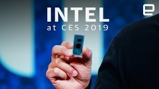 Intel press conference at CES in 10 minutes