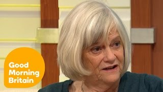 Ann Widdecombe Calls Women's March 'Pathetic' | Good Morning Britain