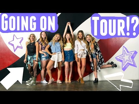 GOING ON TOUR?! & Taylor Swift 1989 Concert!