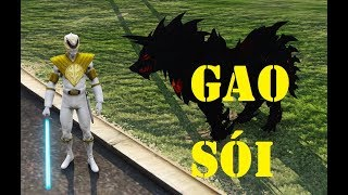 5 Anh em siêu nhân - Sự trở lại của Quỷ Sói ngàn năm và chào mừng Gao Bạc|GHTG