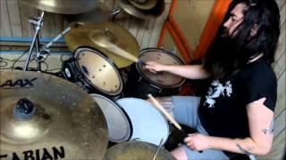 FUCK THE FACTS Solitude (drum playthrough)