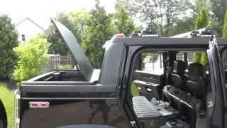 2007 Hummer SUT - Black pt2