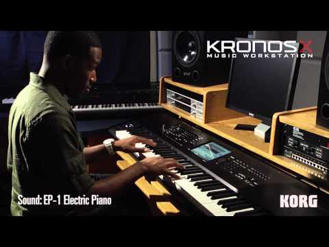 Korg Kronos X Music Workstation -- Official Product Introduction