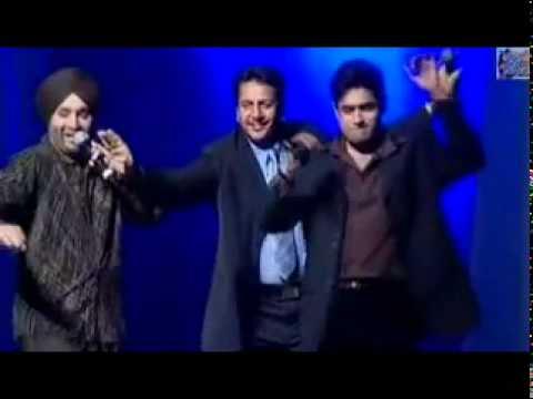 Gurdas Mann, Abrar-ul-haq, Sukhshinder Shinda  Song Live! video