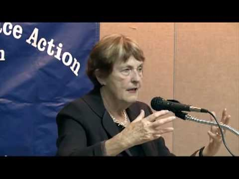 Dr. Helen Caldicott, Fukushima, Abolishing all Nuclear Threats, Global Warming 3/14/2013
