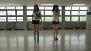 Fiestar (피에스타) One More (하나 더) - dance cover, Kyufleck & SJlover4ever