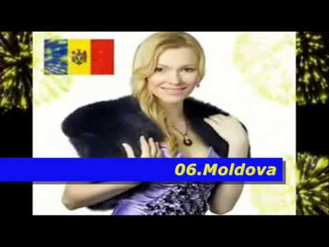 Eurovision 2010 - My Top 39
