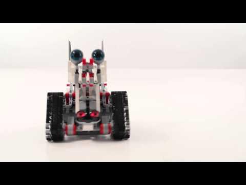 4. Proyecto 2: Znap Lego Mindstorm EV3