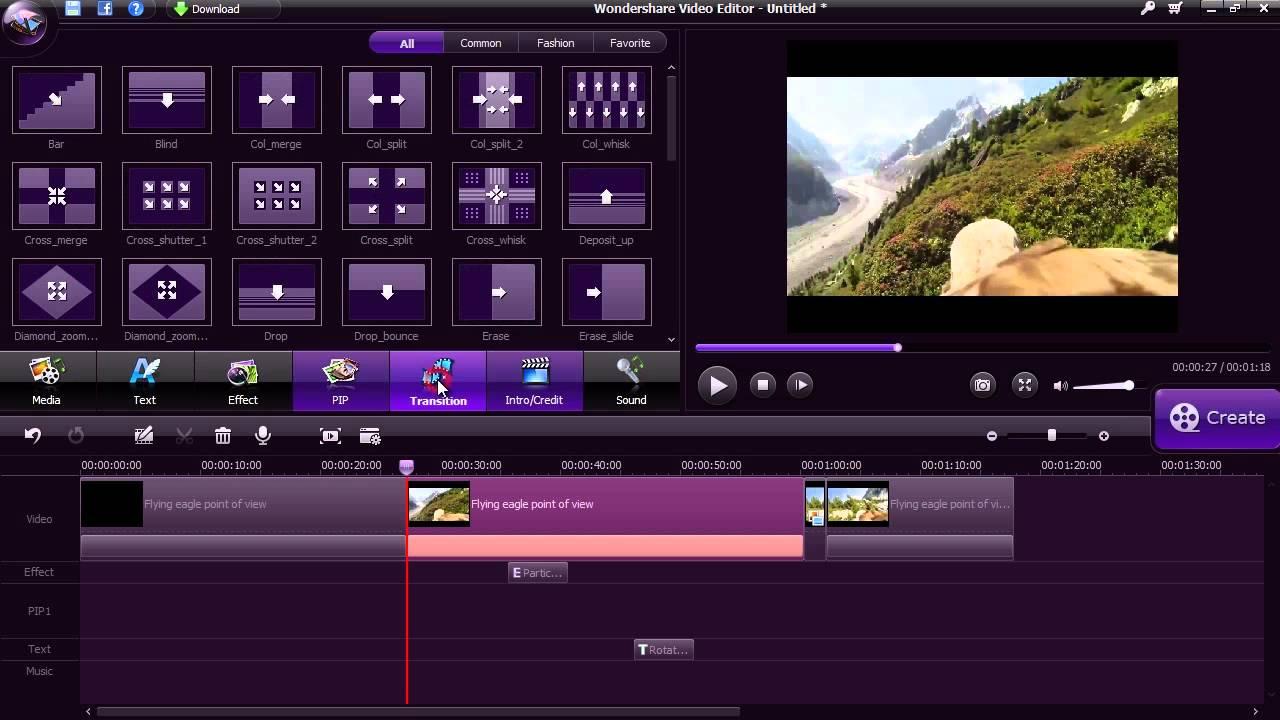 Best movie editing programs