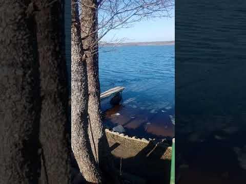 Лед сошол можно рыбачить!!!