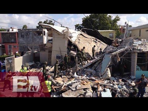 Gasera se deslinda de explosión de gas en vivienda de Tamaulipas/ Titulares