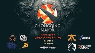 [DOTA 2 LIVE PH] TnC Predator VS Team Liquid The Chongqing Major Lower Bracket R2 (Bo3)