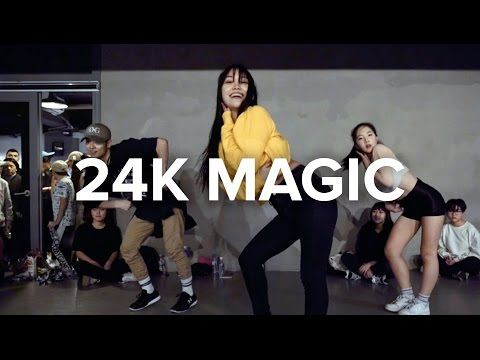 24K Magic - Bruno Mars / Beginners Class