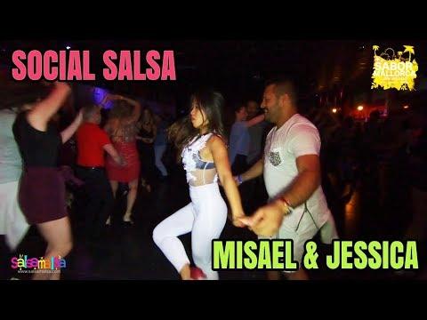 MISAEL & JESSICA SOCIAL SALSA (Sabor Mallorca Latin Weekend)