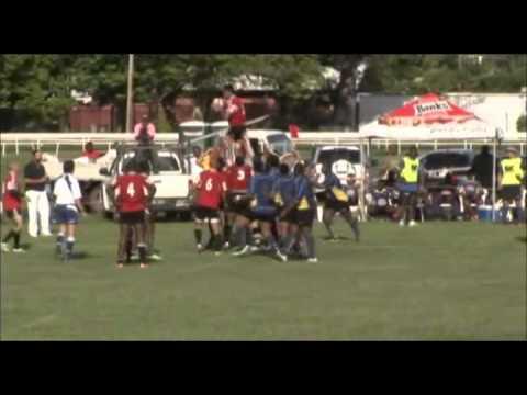 NACRA 2013 Championships   Barbados vs Trinidad