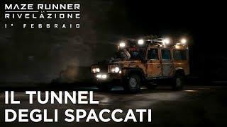 Maze Runner: La Rivelazione   Il tunnel degli spaccati Clip HD   20th Century Fox 2017