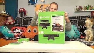 ¡MI UNBOXING XBOXONE, DEAD RISING 3 Y FORZA MOTORSPORT 5 ONEDAY!