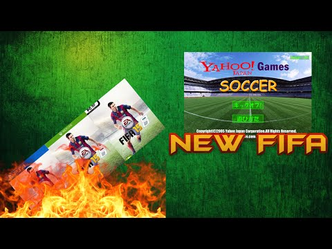 Yahoo! Games Japan Soccer (The Search for the New Fifa)