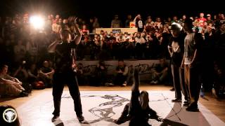Juste Debout Russia 2014 | Popping | Semi-Final | Vitek & Kimpop vs Ramon & Serj (win)