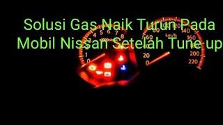 Cara Melakukan Idle Air Volume Learning Nissan Tanpa Scanner