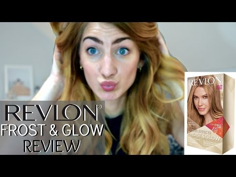 Revlon Frost & Glow Highlighting Kit Review