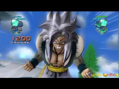 DBZ Ultimate Tenkaichi: Online Mind Reading + Title King Trophy by Underlordtico [720p]