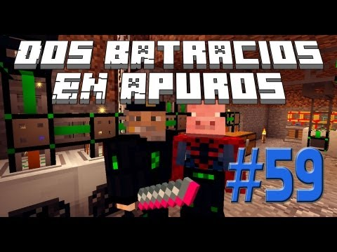 Fracaso TOTAL!! Demonio!! | DOS BATRACIOS EN APUROS - MODS Server | EP.59