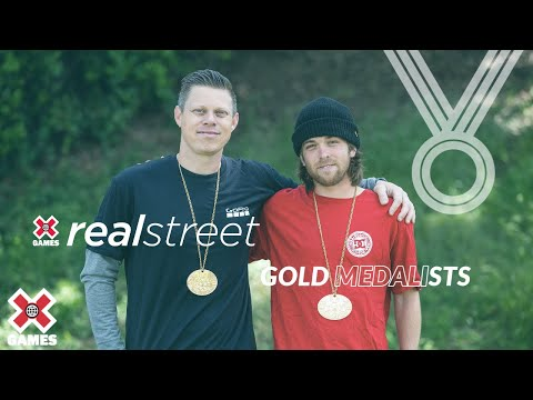 REAL STREET 2020: Gold Medal Video - Chase Webb | World of X Games