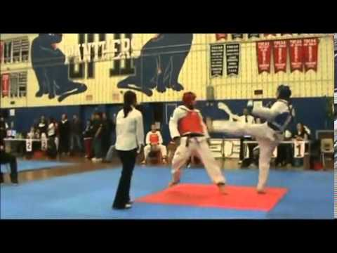 Taekwondo Peleas Increibles video