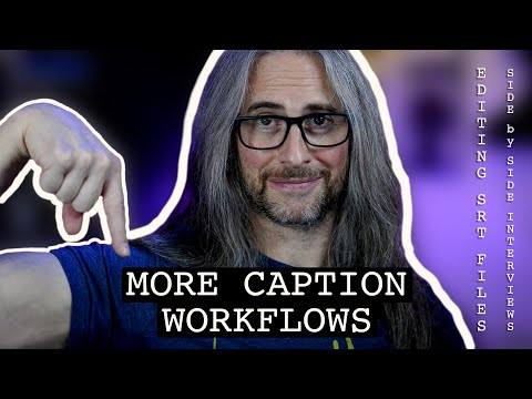 CAPTIONS in Premiere Pro CC (Part 2) - Advanced Workflows, Tips & Tricks
