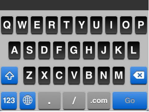 How to Change Your Keyboard Color/Style on your iPhone & iPod Touch - NO iAccess