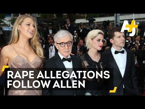 Rape Allegations Follow Woody Allen At Cannes Film Festival