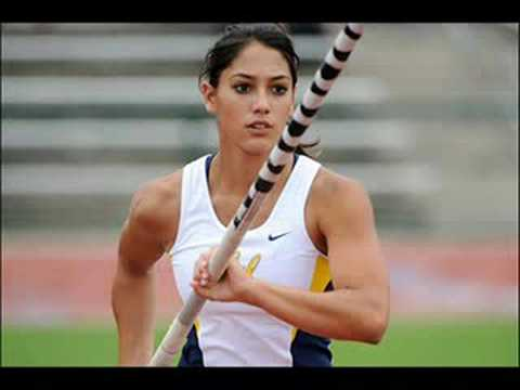 Allison Stokke-(USA): Allison ... is listed (or ranked) 1 on the list The Top Six Most Beautiful Women Pole Vaulters in the World