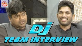 Duvvada Jagannadham Movie Team Interview || Allu Arjun, Pooja Hegde, Harish Shankar