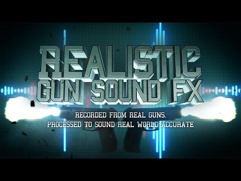 Real Guns SFX Pack!
