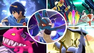 Super Smash Bros. Ultimate - All One-Hit KO Moves