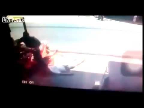 LiveLeak  Husband and Wife Killed by Point Blank Shots to the Back of the Head  Warning 18 Only