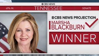 Republican Marsha Blackburn wins Tennessee Senate race