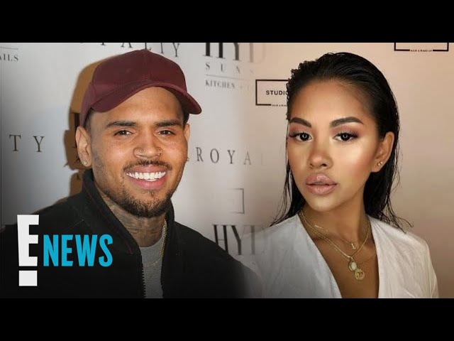 Chris Brown amp Ammika Harris Expecting First Child Together  E! News