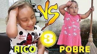 RICO VS POBRE - MC DIVERTIDA