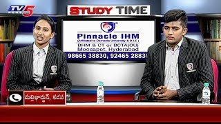 Pinnacle Group Of Hotel Management | Study Time