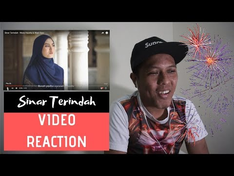 Download REACTION  - SINAR TERINDAH WANY HASRITA & WANI SYAZ Mp4 baru