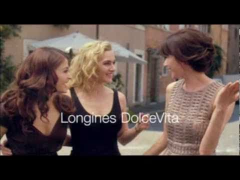 Longines DolceVita New Ad featuring on Aishwarya Rai Bachchan .Kate Winslet .Chi-ling Lin